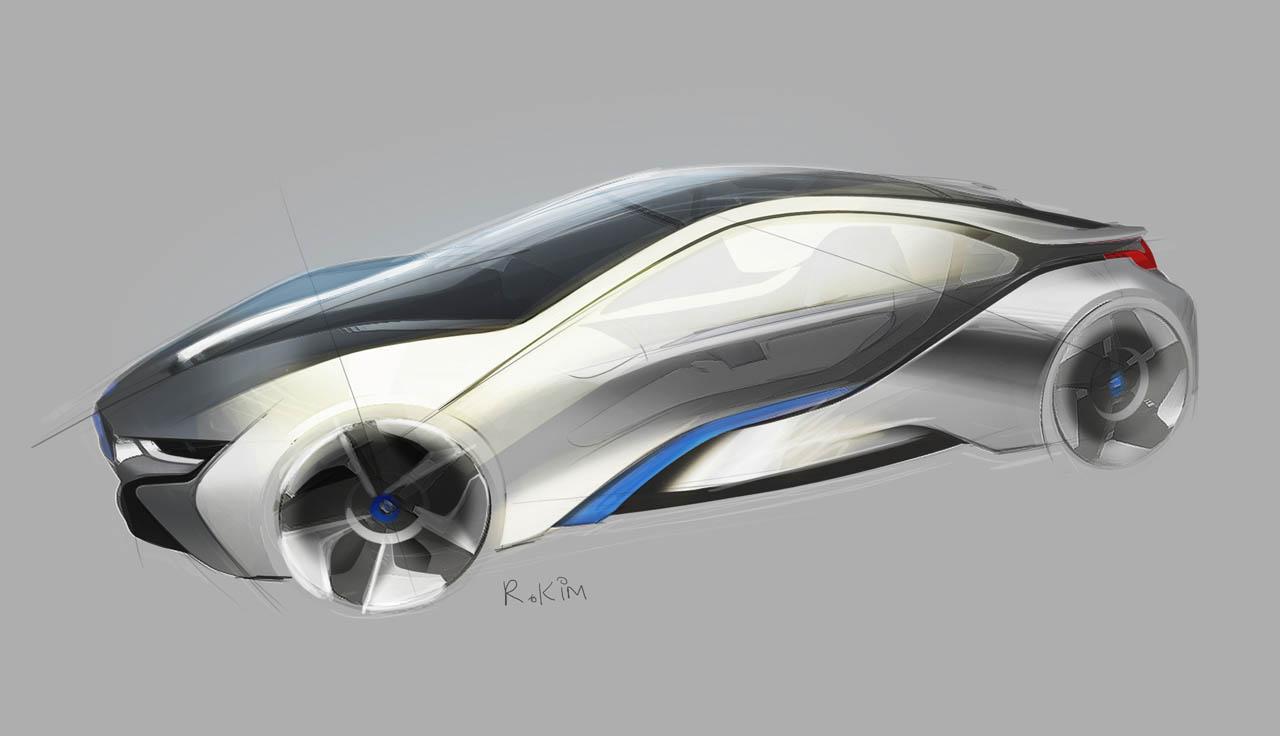 2011 BMW i8 - Concepts