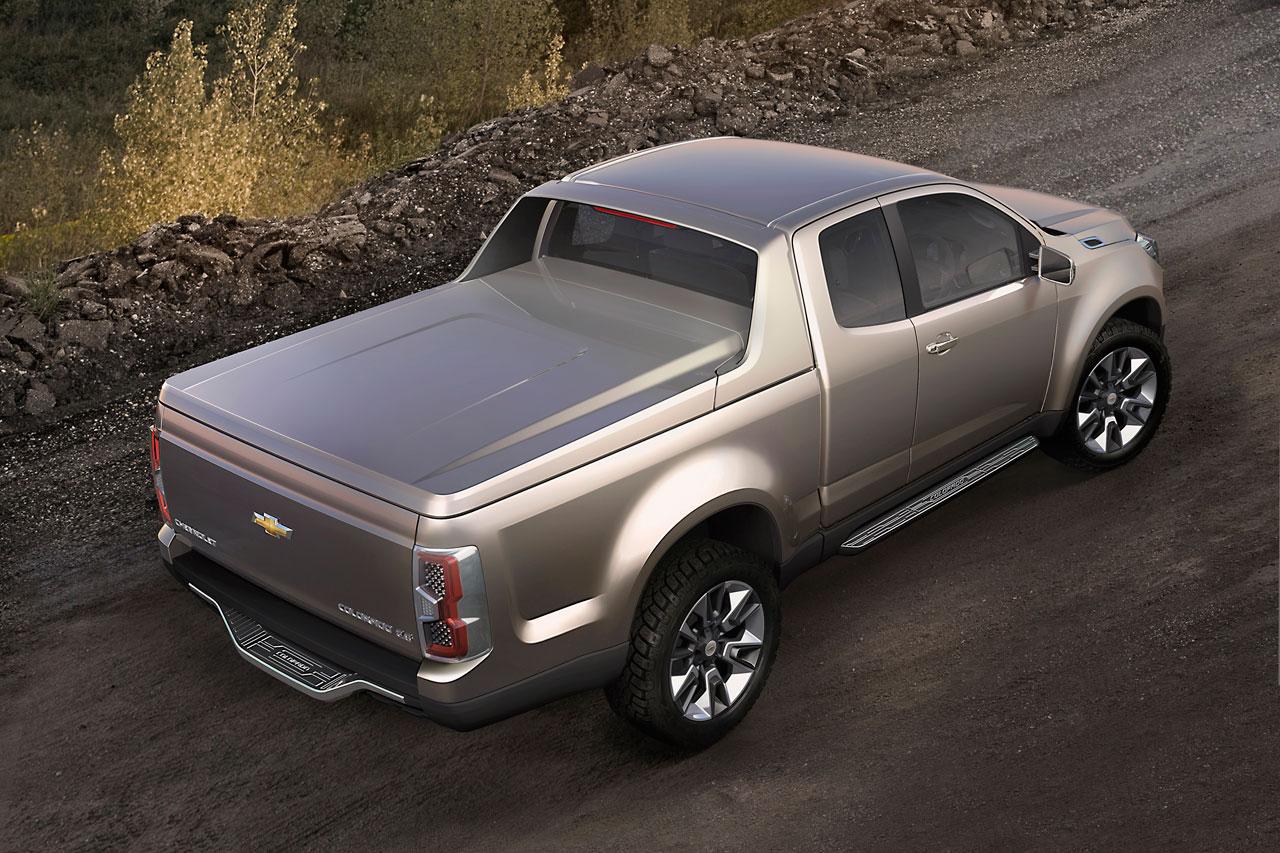 Chevy Colorado Concept Truck