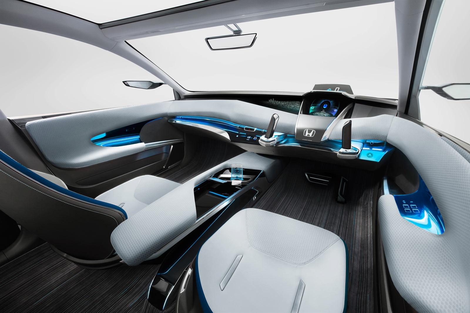 Honda AC-X Concept Coche Car