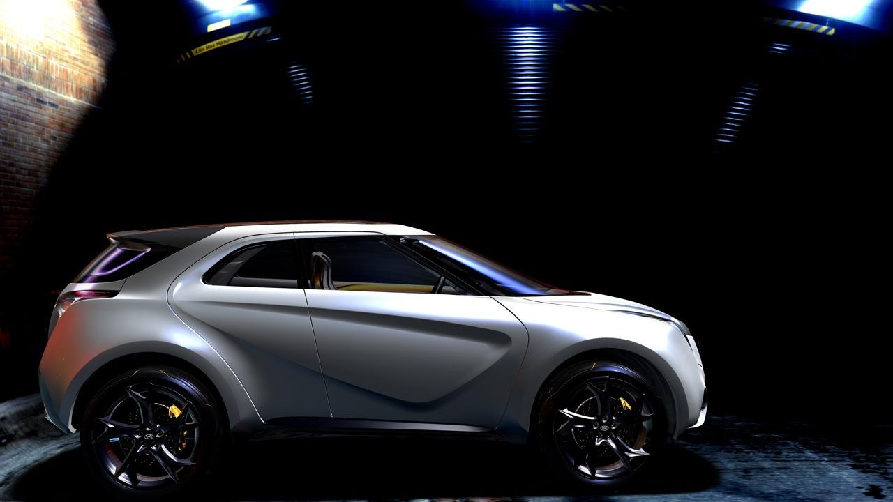 Hyundai curb 2011