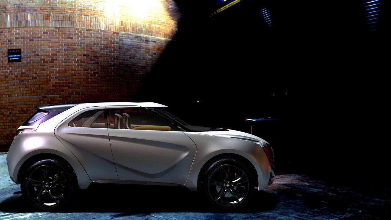 2011 Hyundai Curb Concepts