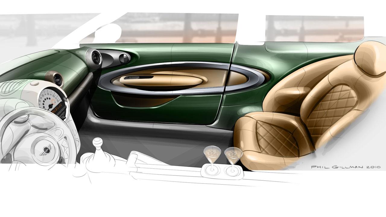 2011 mini paceman concepts. Black Bedroom Furniture Sets. Home Design Ideas