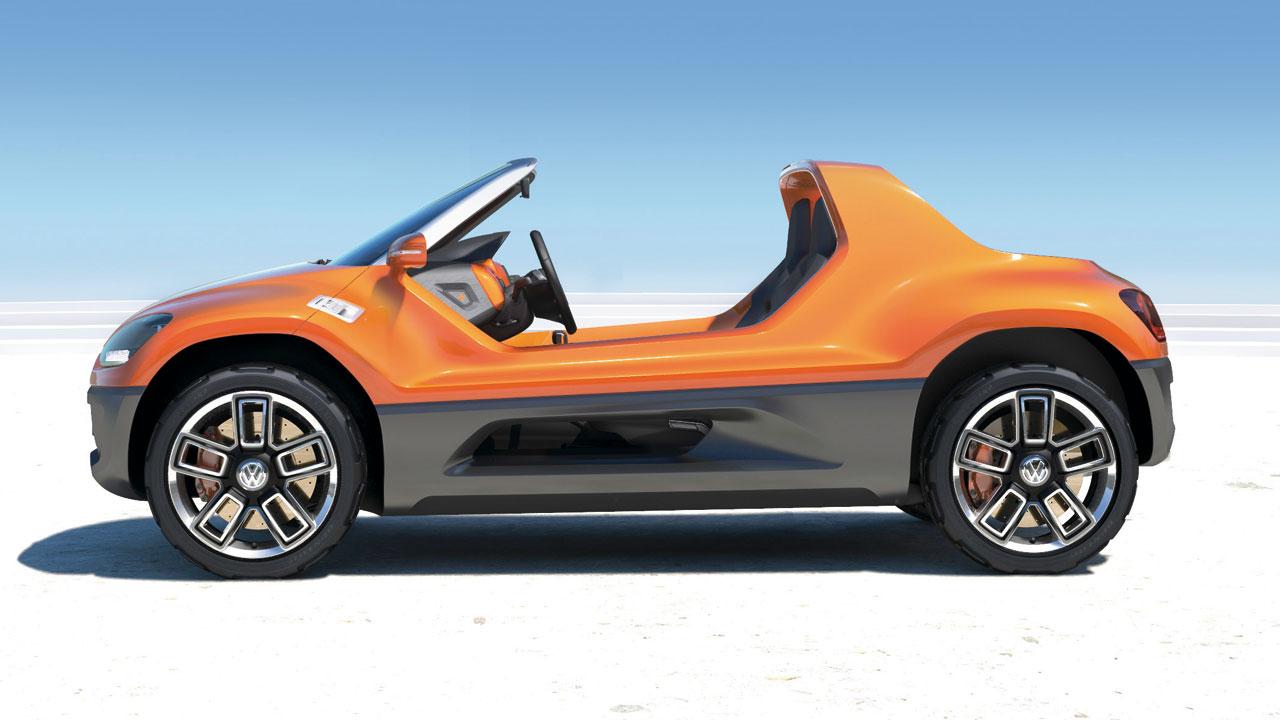 2011 Volkswagen Buggy Up Concepts