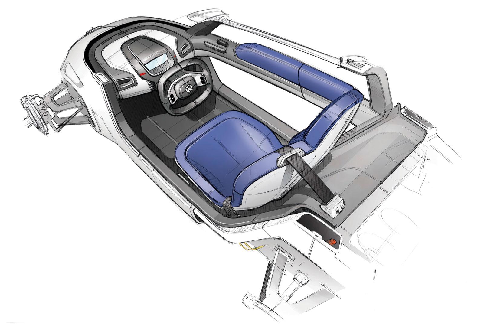 2011 Volkswagen Nils Concepts