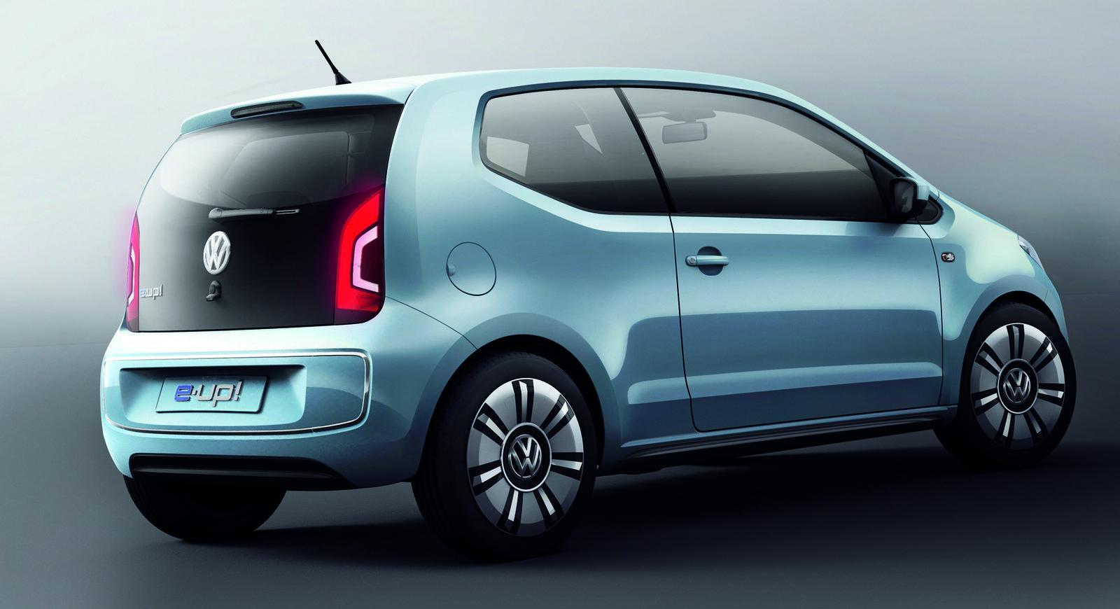 2011 Volkswagen E Up Concepts