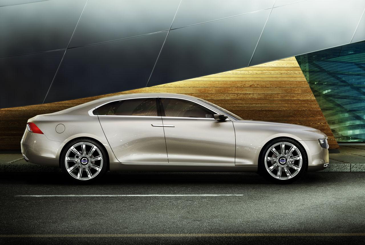 2011 Volvo Universe Концепты