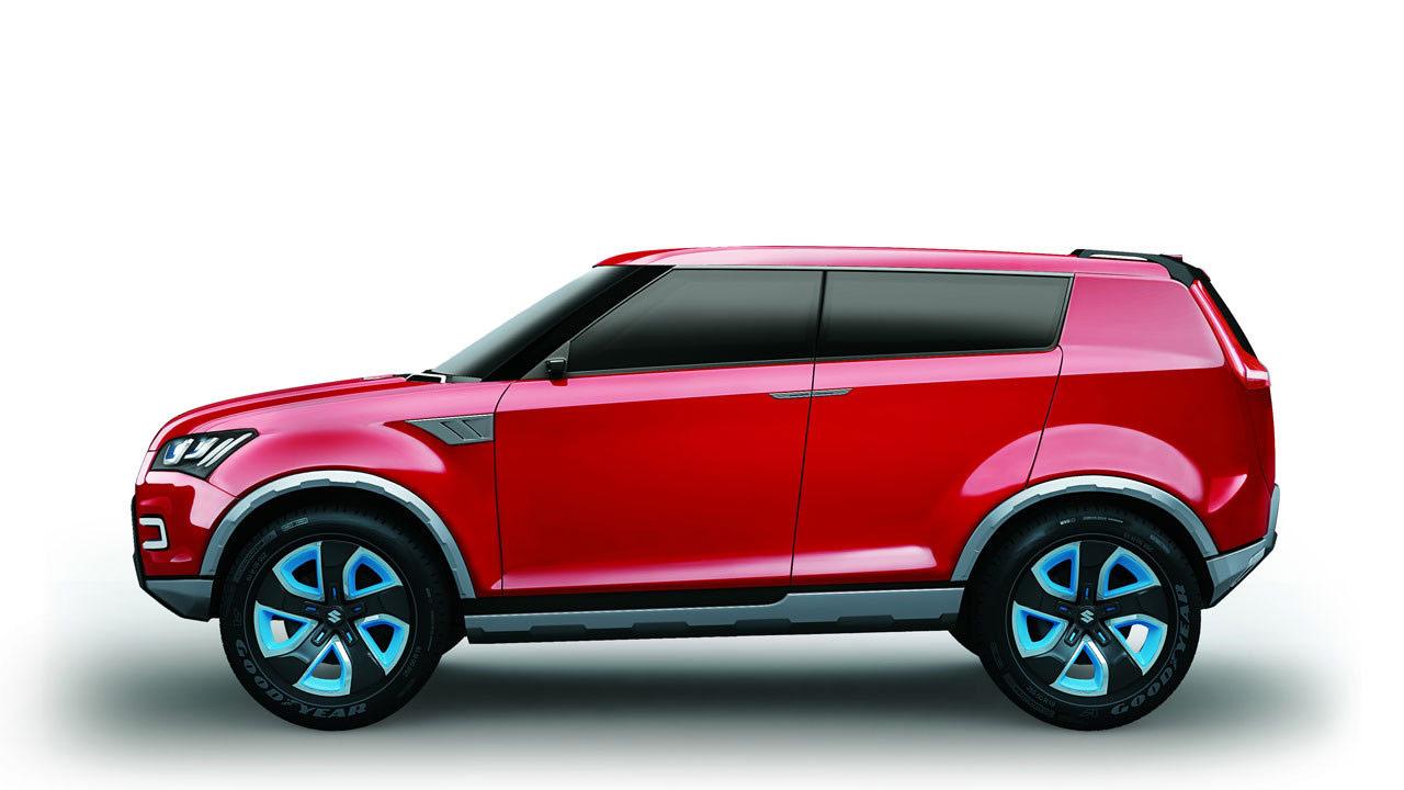 2012 Suzuki XA Alpha - Concepts