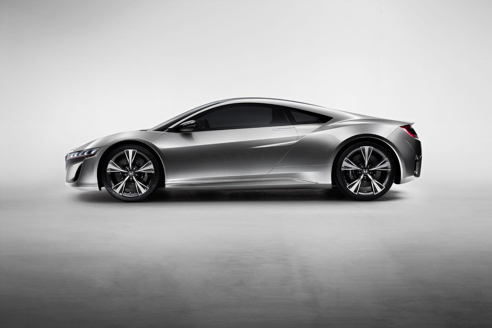 2012 Honda NSX - Концепты