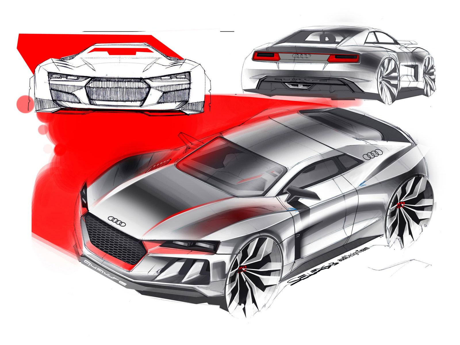 2013 Audi Sport Quattro Concepts