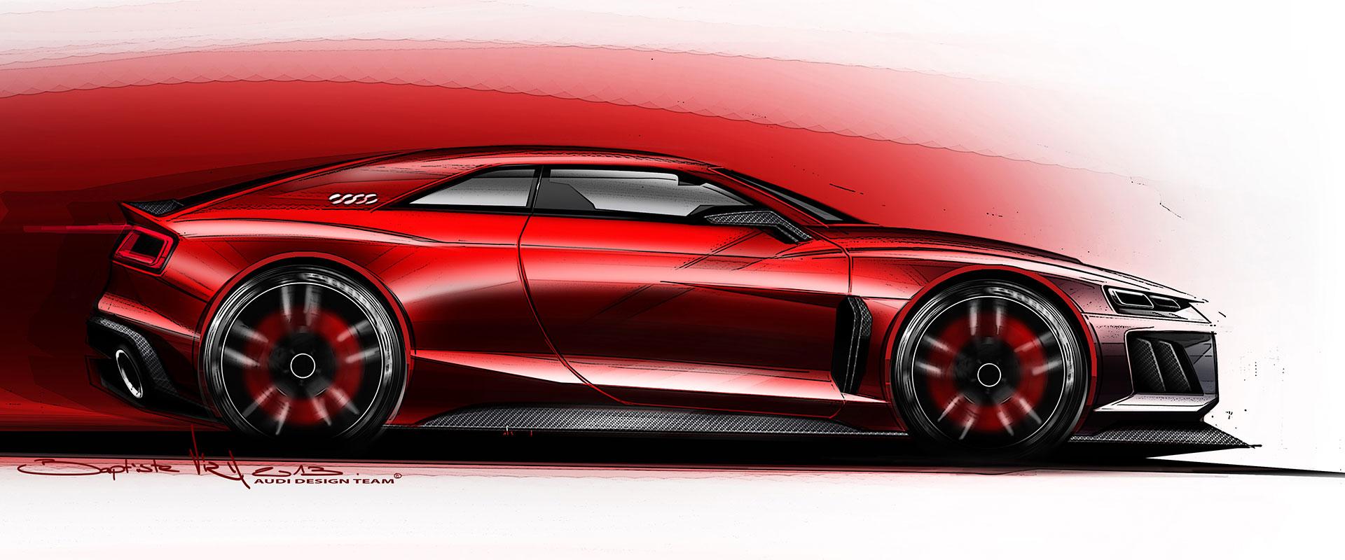 2013 Audi Sport Quattro - Concepts