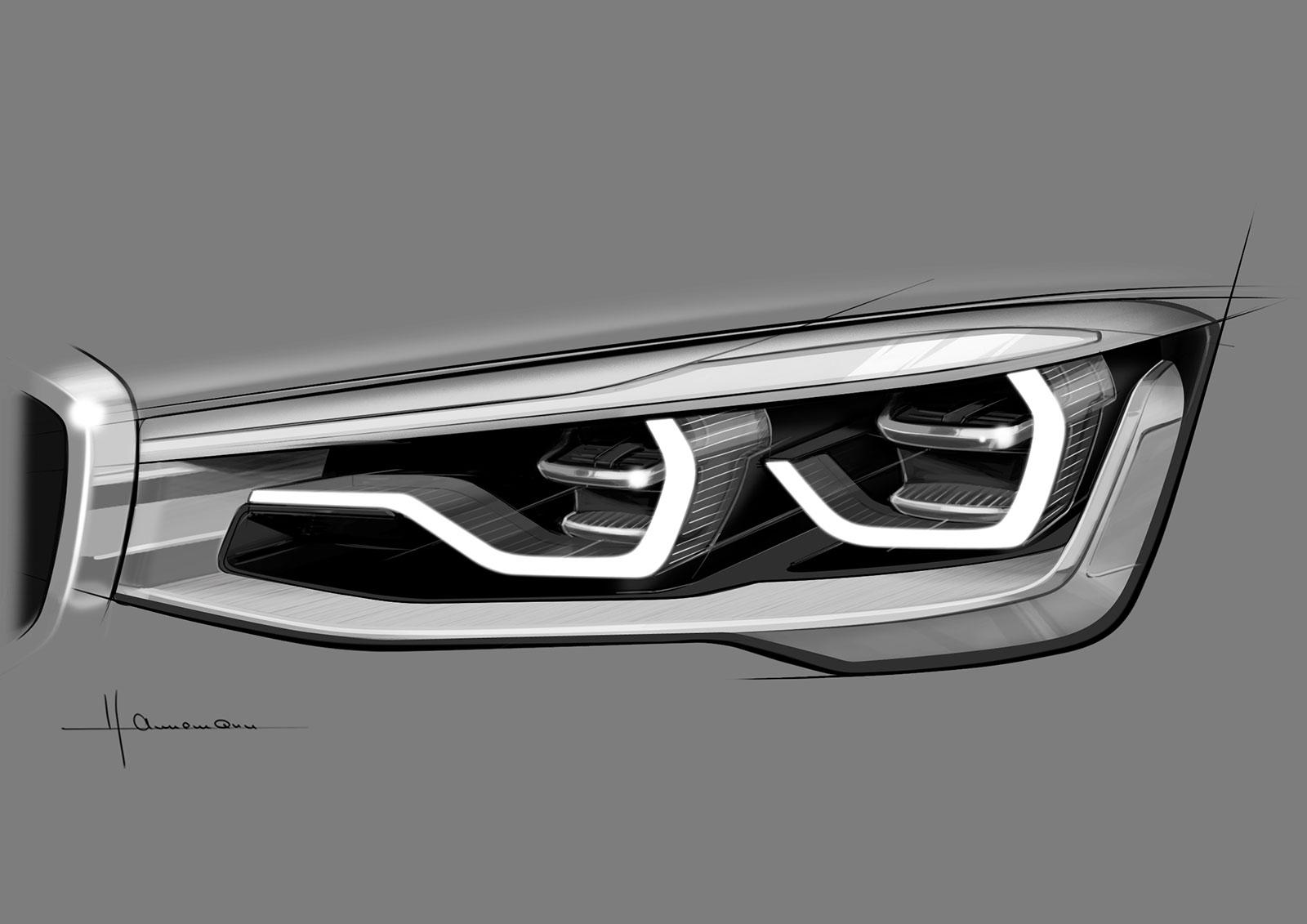 2013 BMW Concept X4 - Concepts