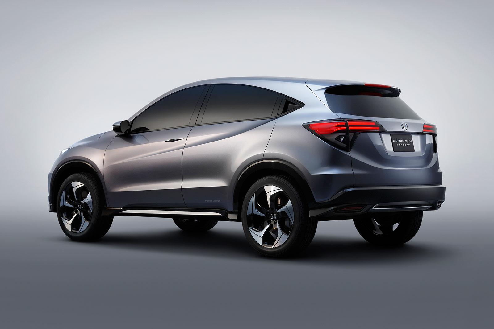 Honda Urban Suv Concepts