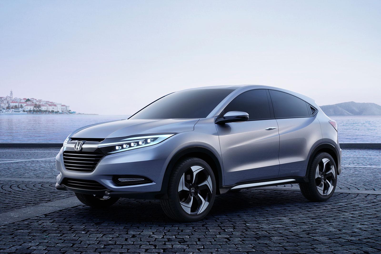 2013 Honda Urban SUV Concepts