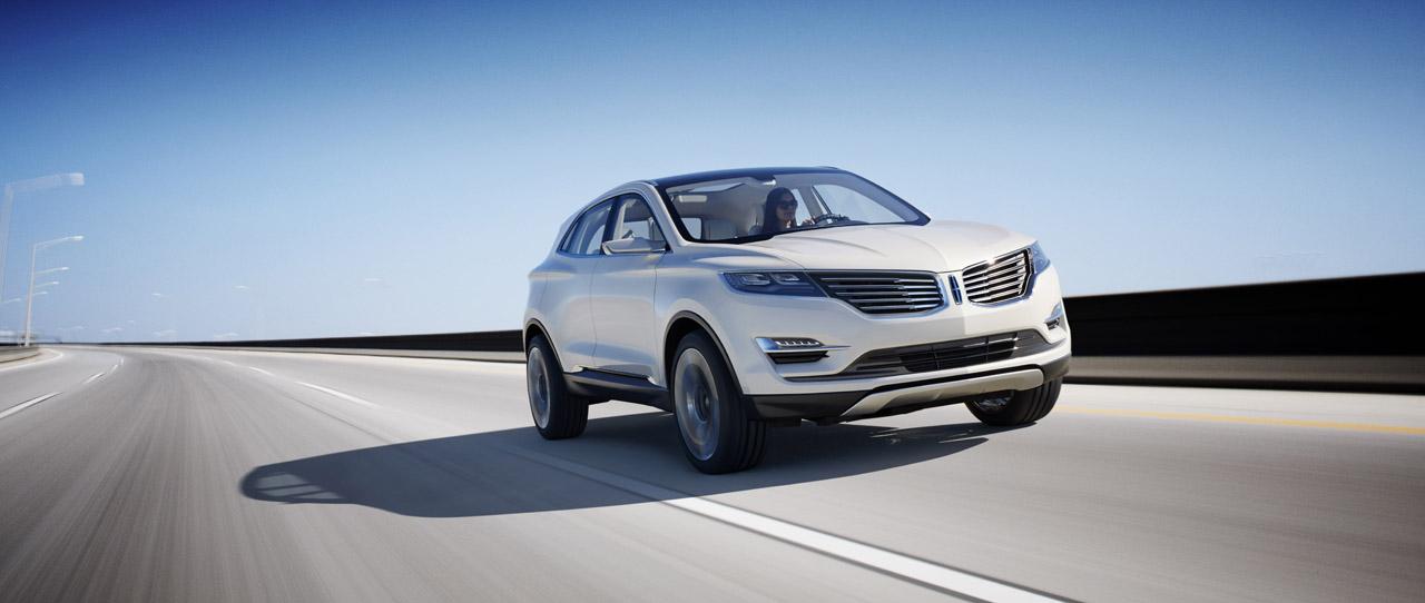2013 Lincoln Mkc Concepts