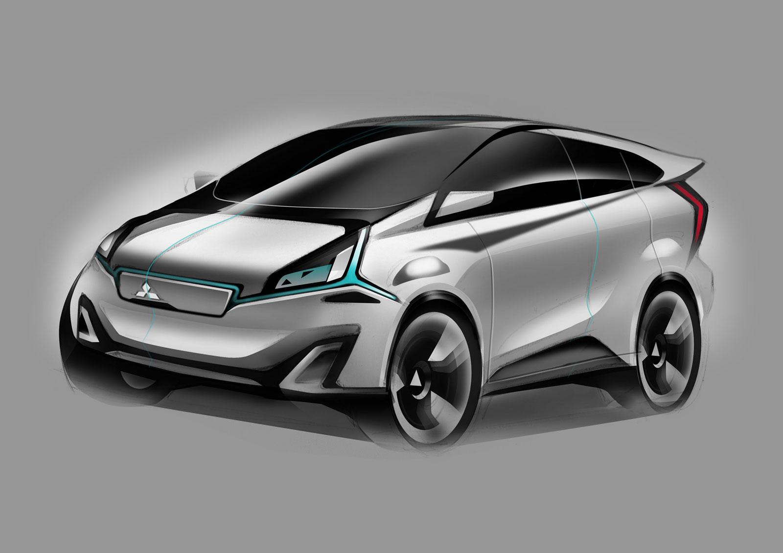 2013 Mitsubishi CA–MiEV - Concepts