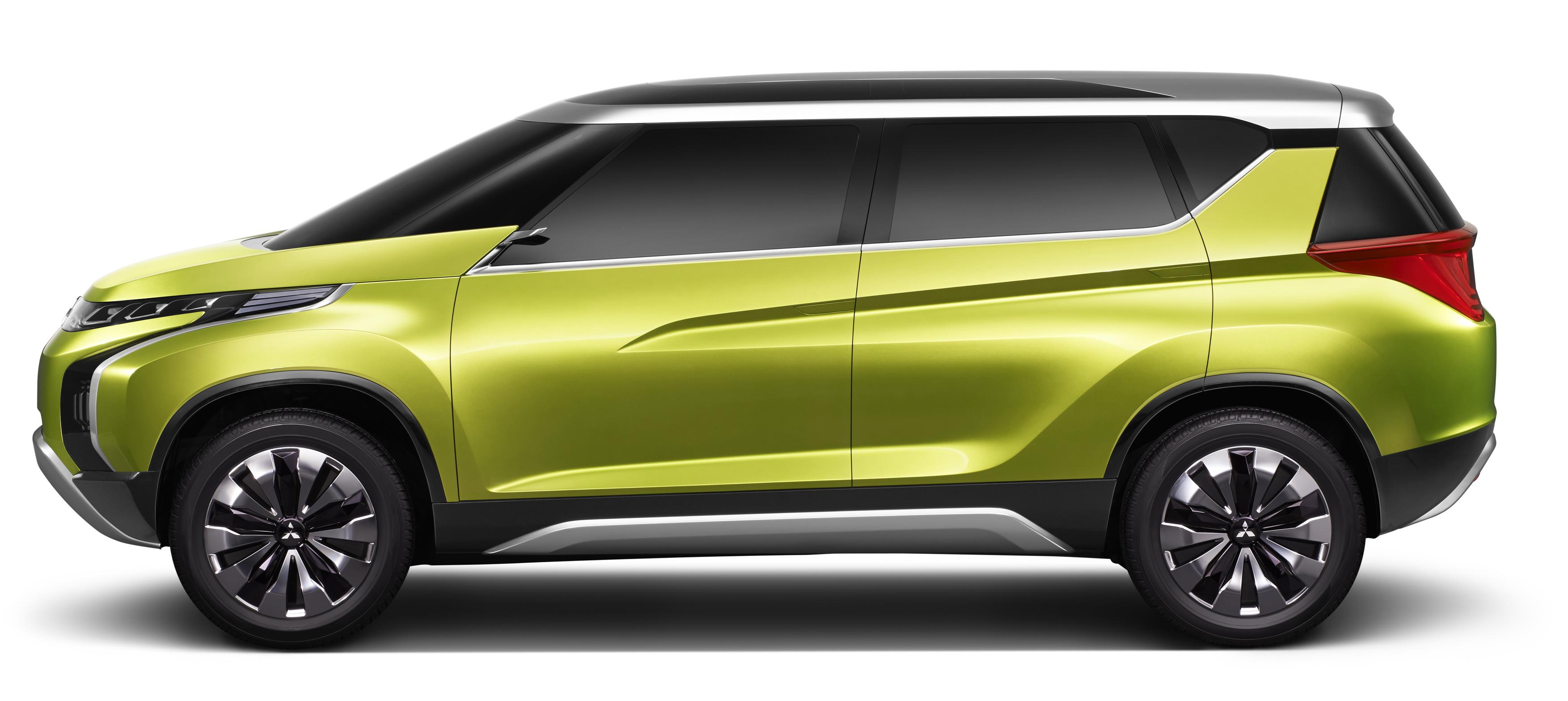 2013 Mitsubishi Concept Ar Concepts