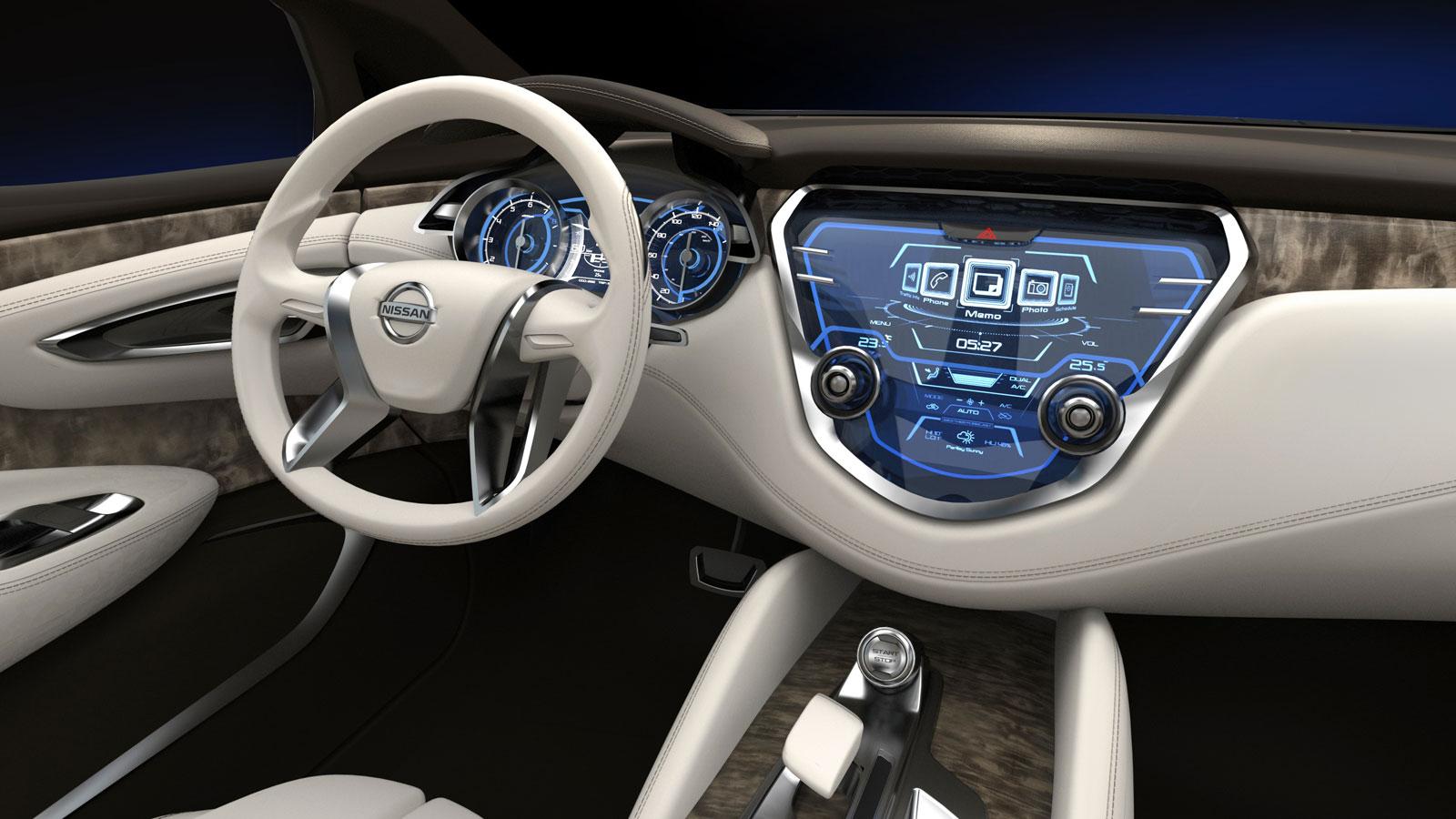 2013 Nissan Resonance - Concepts