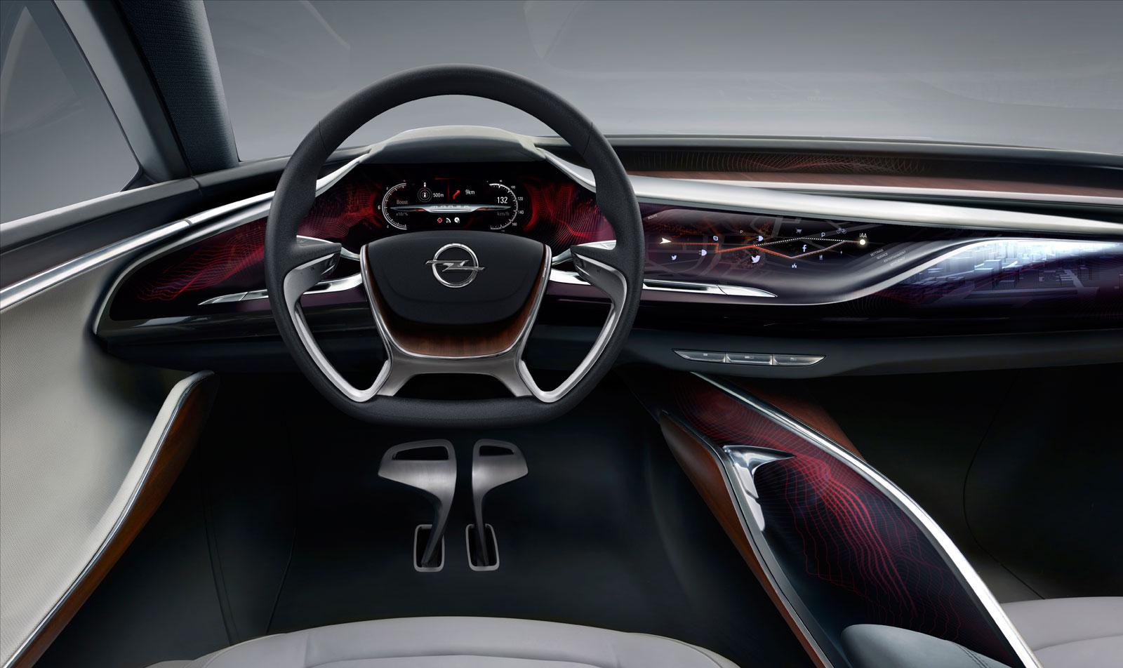 2013 Opel Monza - Concepts