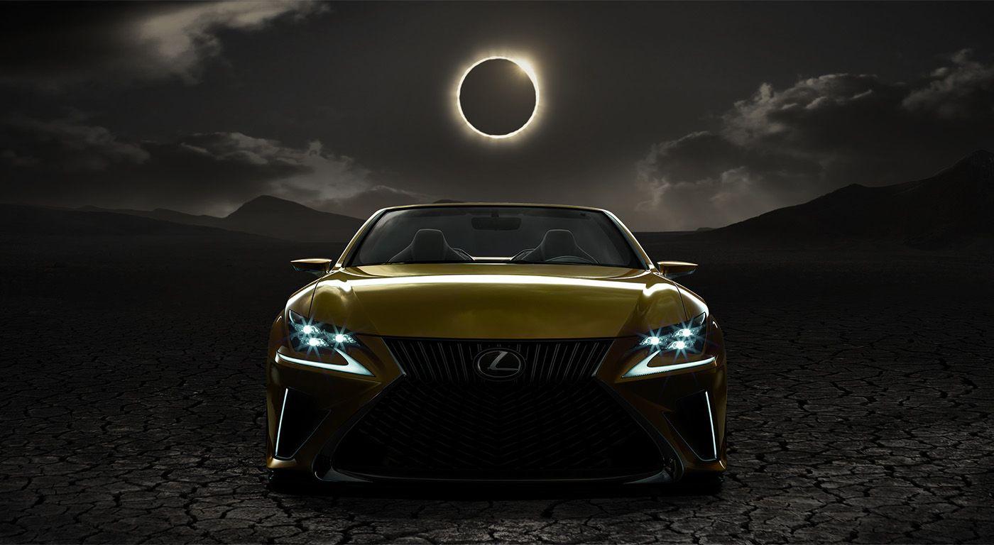 2014 Lexus LF-C2 - Concepts