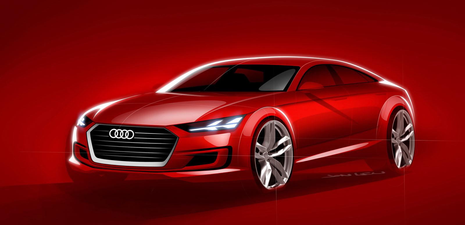2014 Audi Tt Sportback Concepts