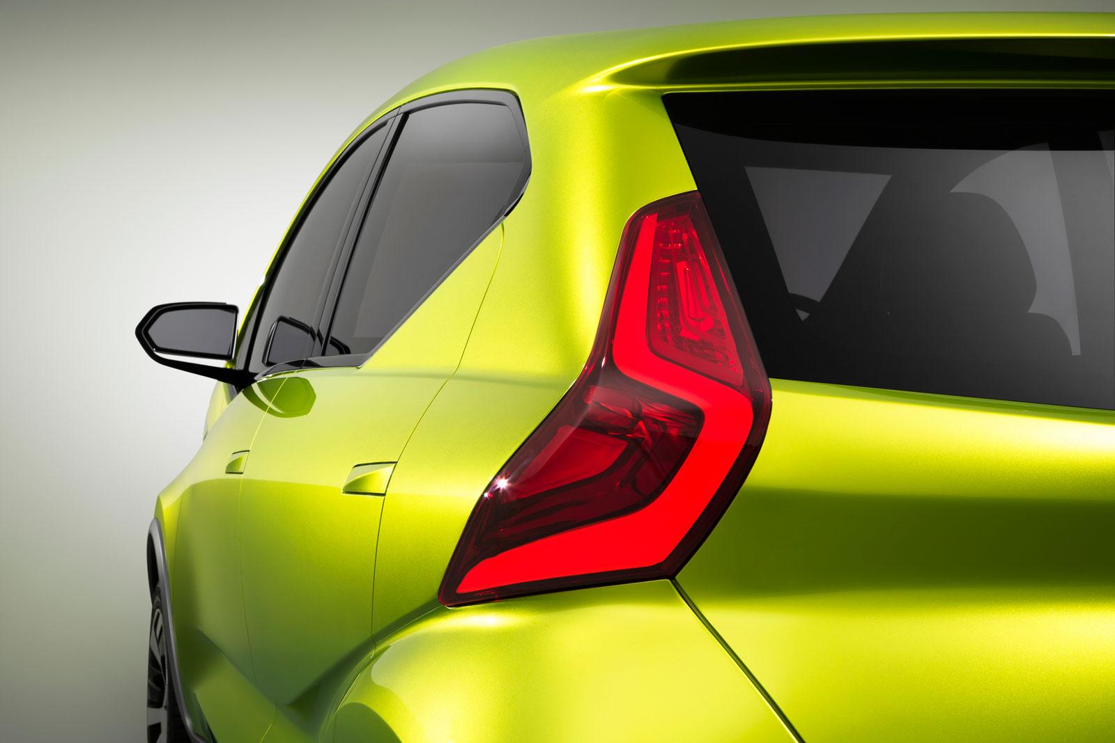 2014 Datsun Redi Go Concepts