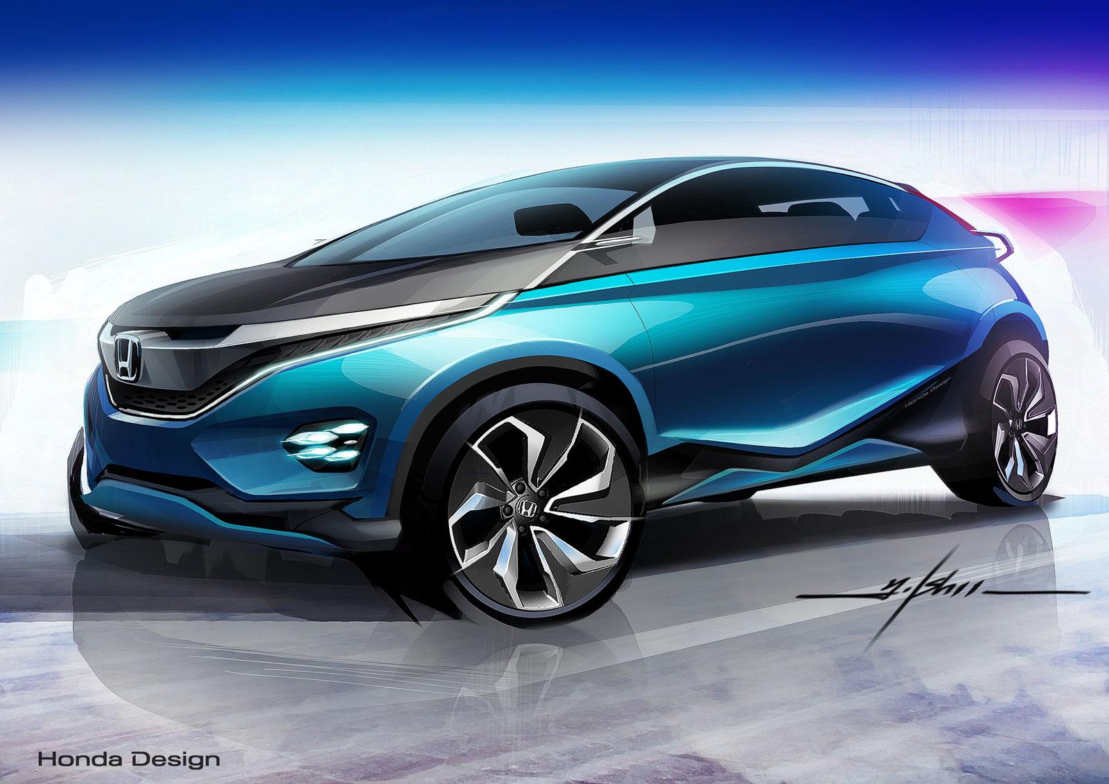 2014 honda vision xs 1 concepts for Future honda cars