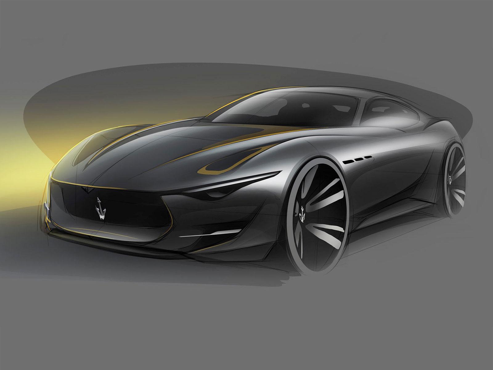 2014 Maserati Alfieri - Concepts