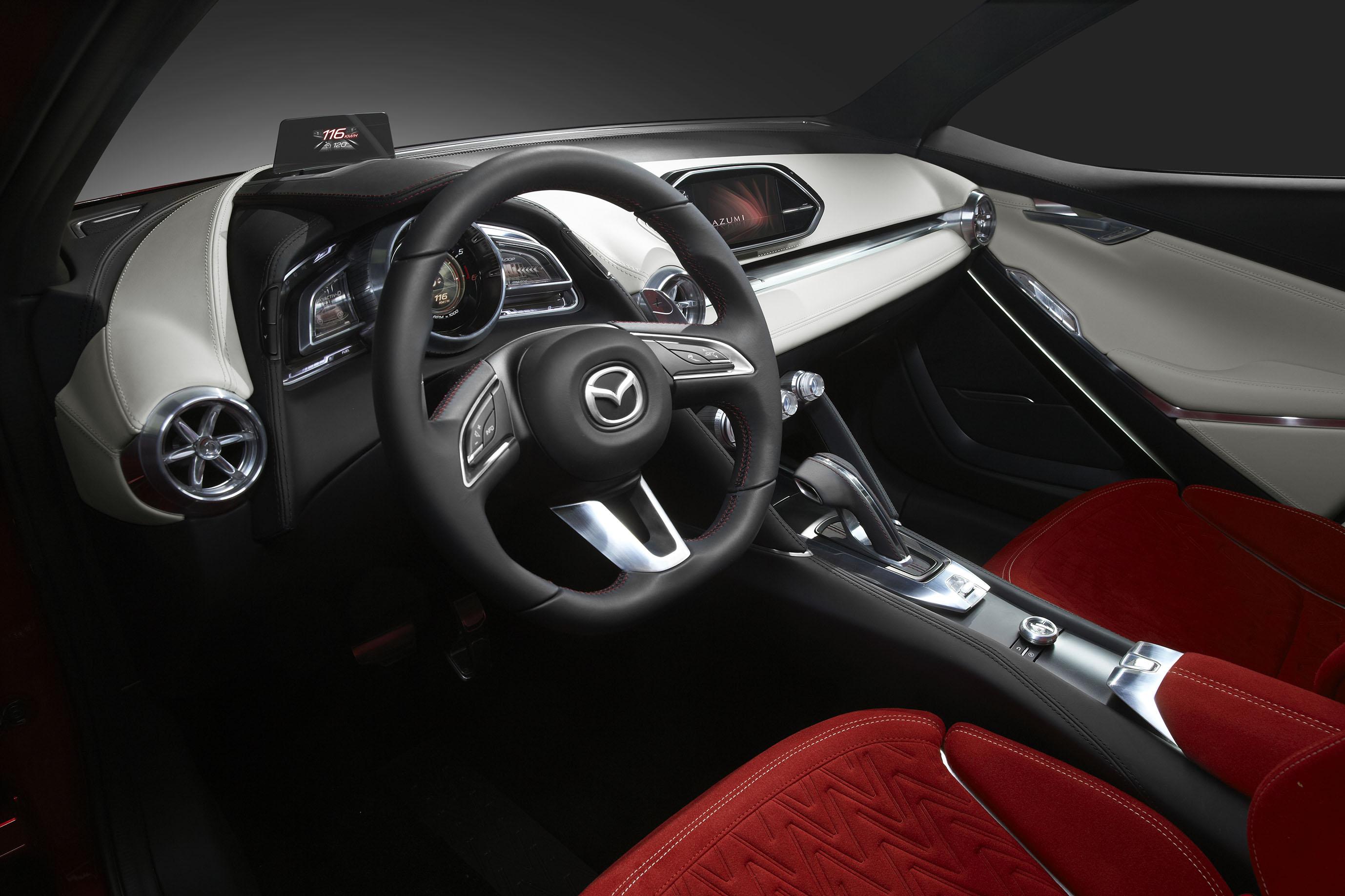 2014 Mazda Hazumi - Concepts