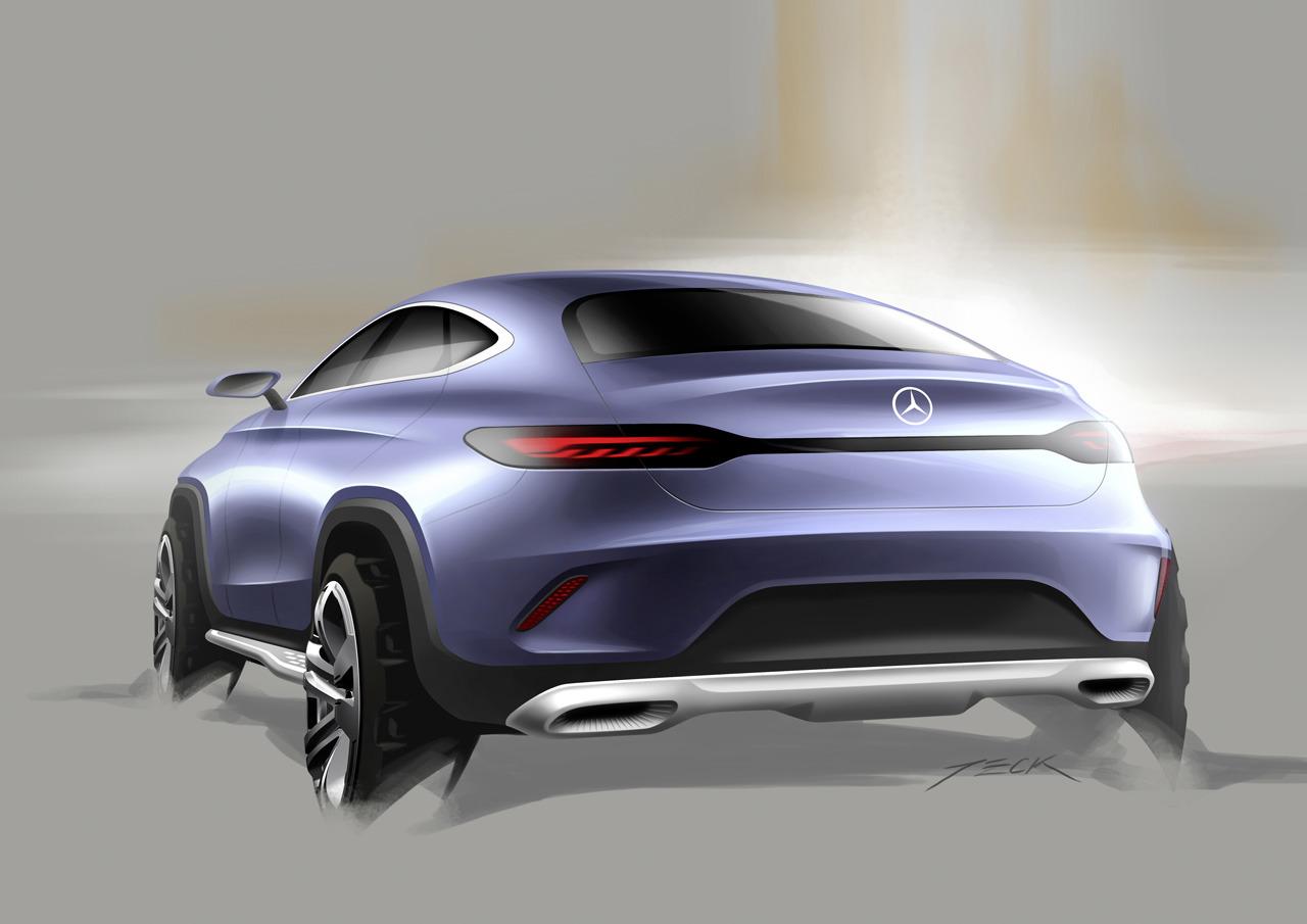 2014 Mercedes Benz Coupe Suv Concepts