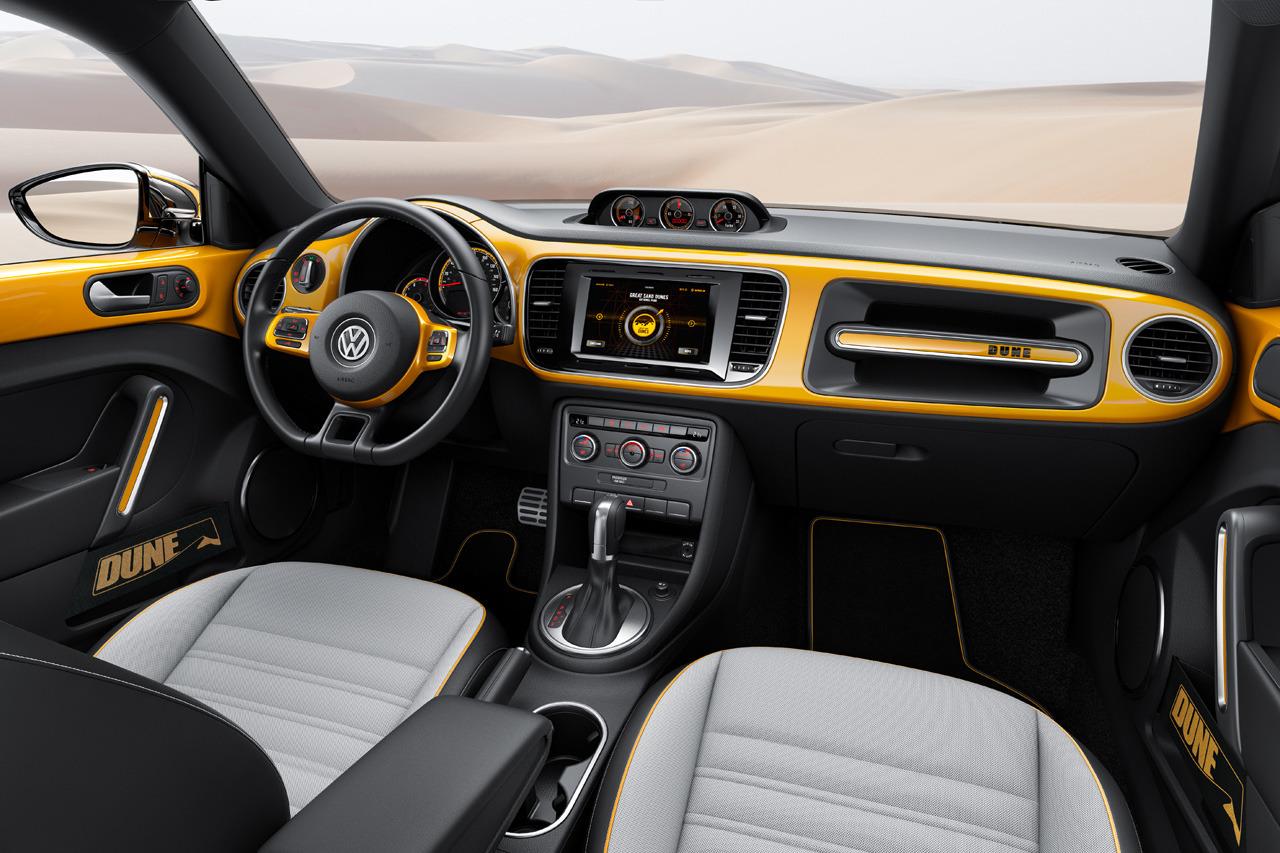 Volkswagen Beetle Dune  2014 - Vw Beetle 2014 Interior