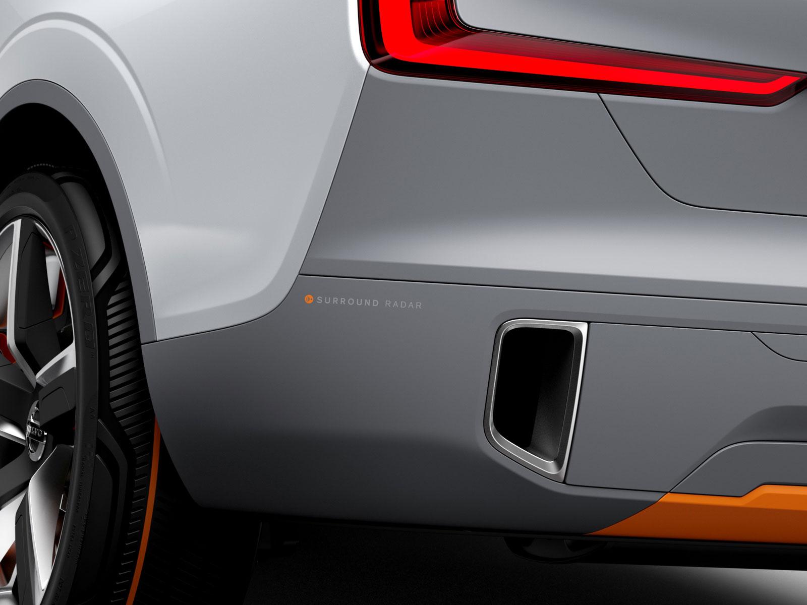 2014 Volvo Concept Xc Coupe Concepts