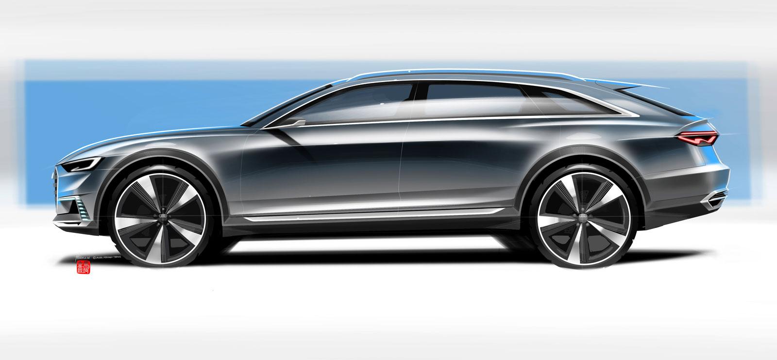 2015 Audi Prologue Allroad Concepts