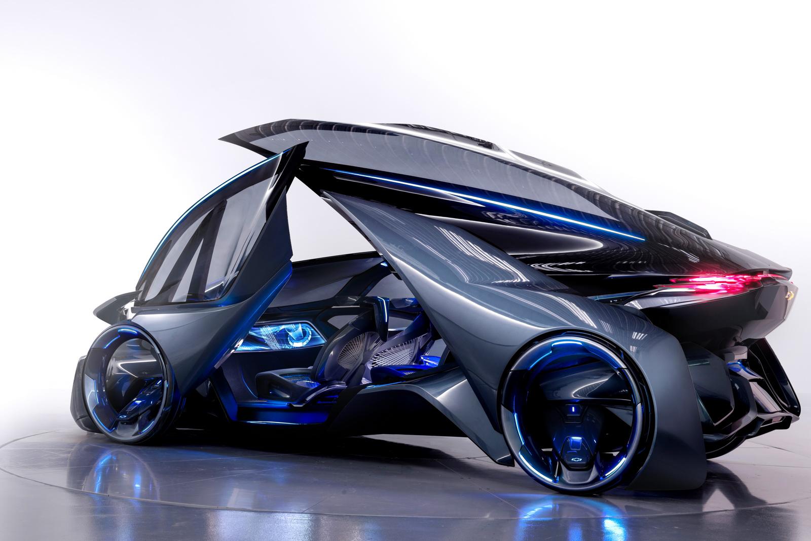 Chevy Concept Cars 2015 2015 Chevrolet FNR - �...