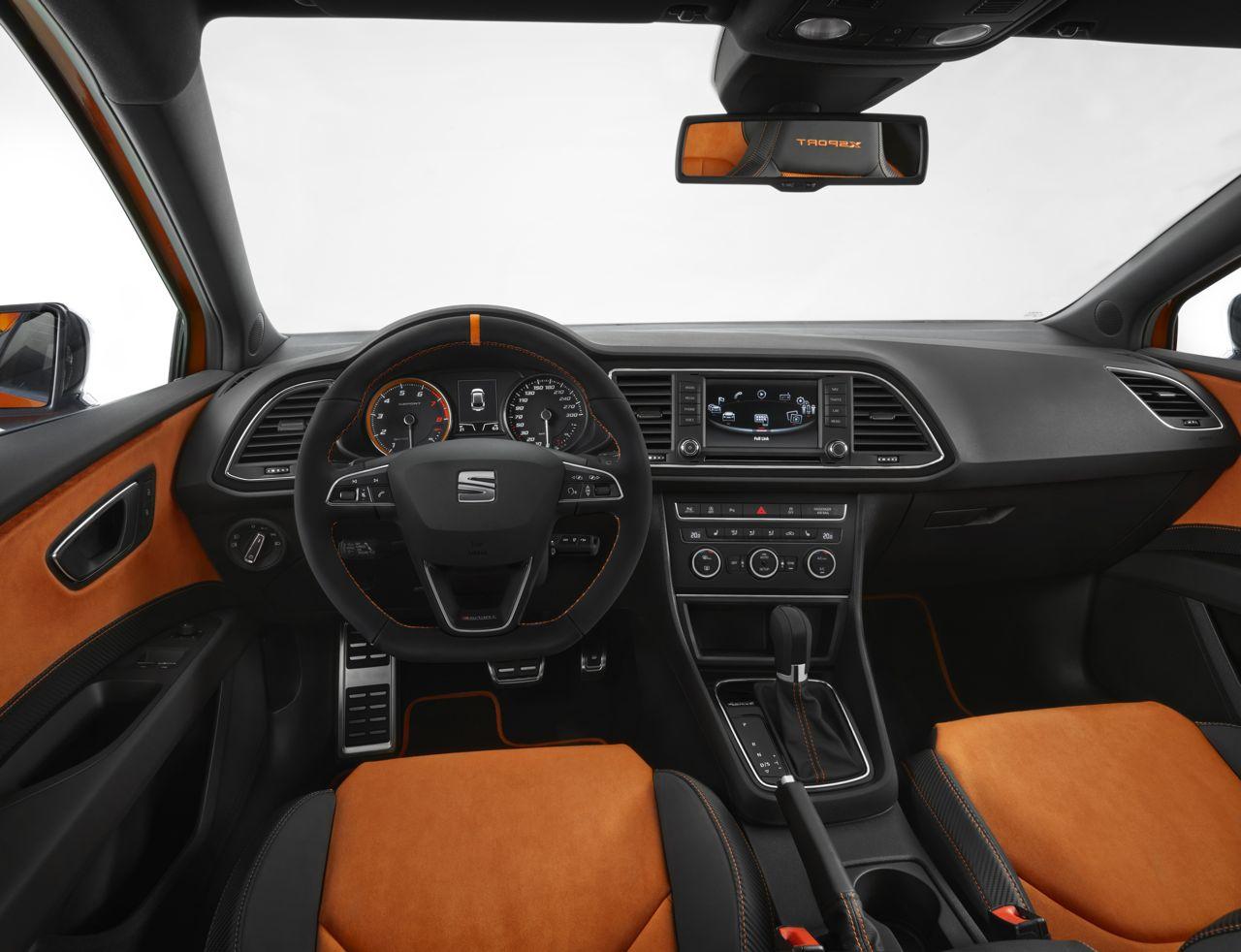 2015 Seat Leon Cross Sport - Autokonzepte