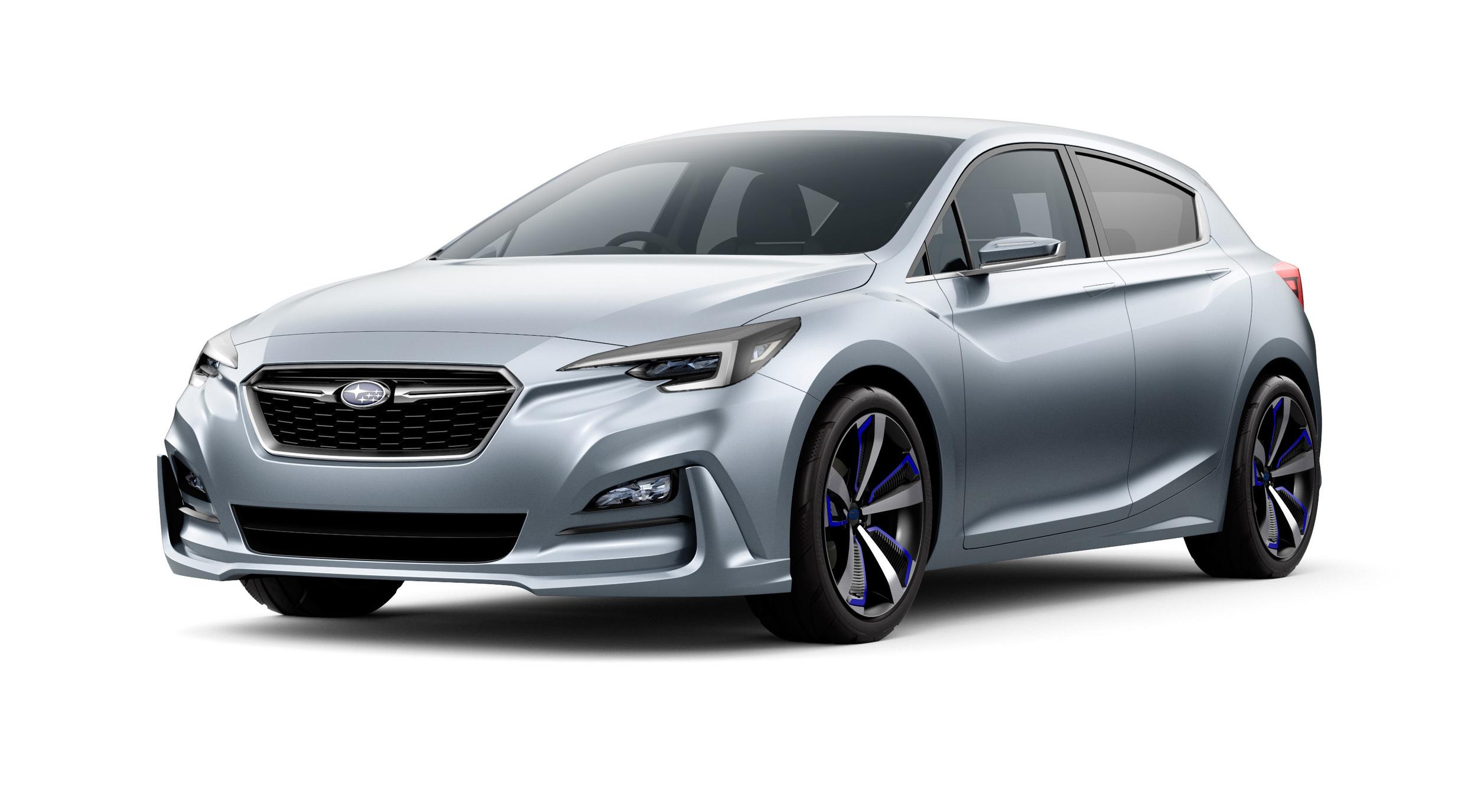 2015 Subaru Impreza 5 Door Concepts