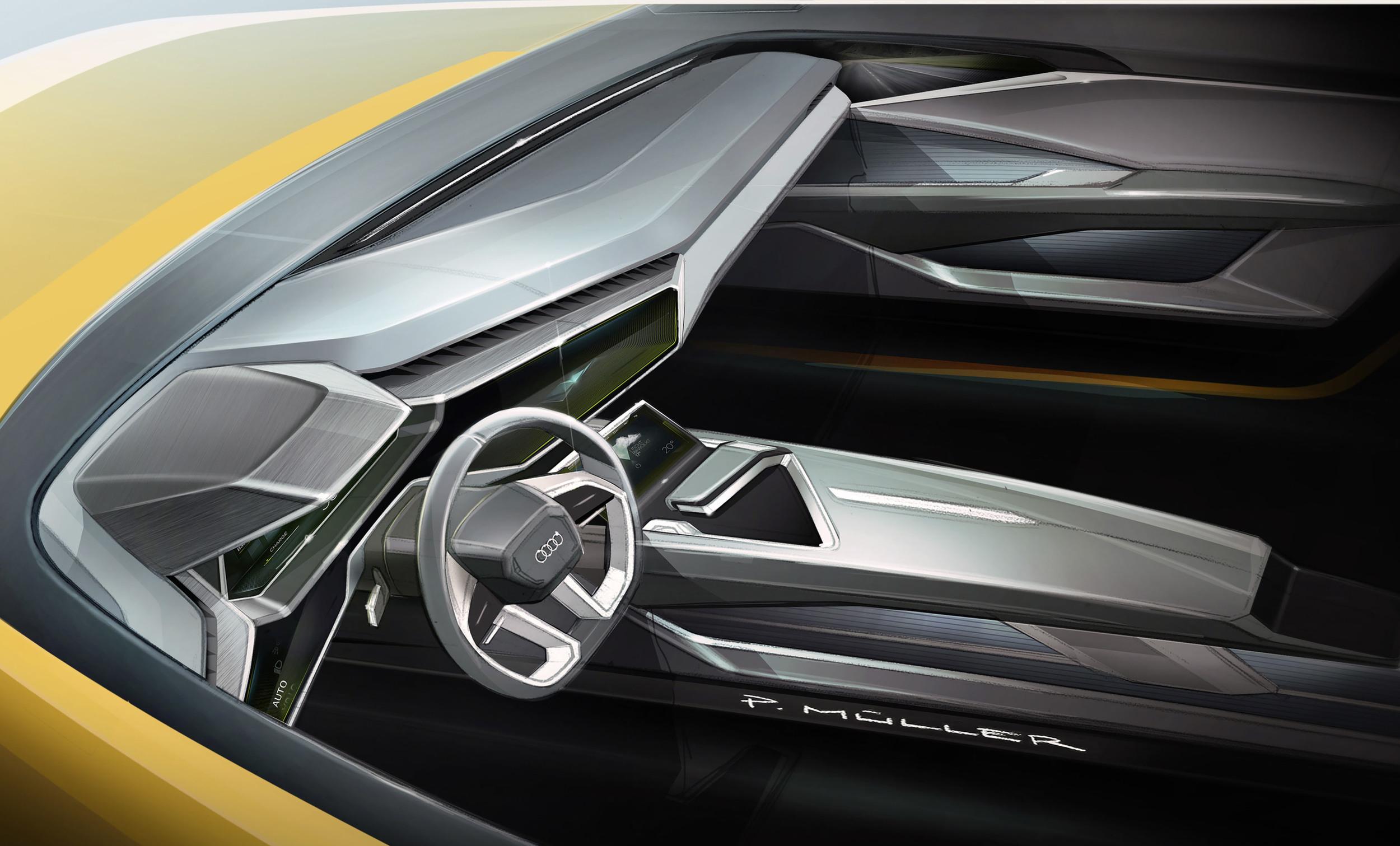 2016 Audi H Tron Quattro Concepts