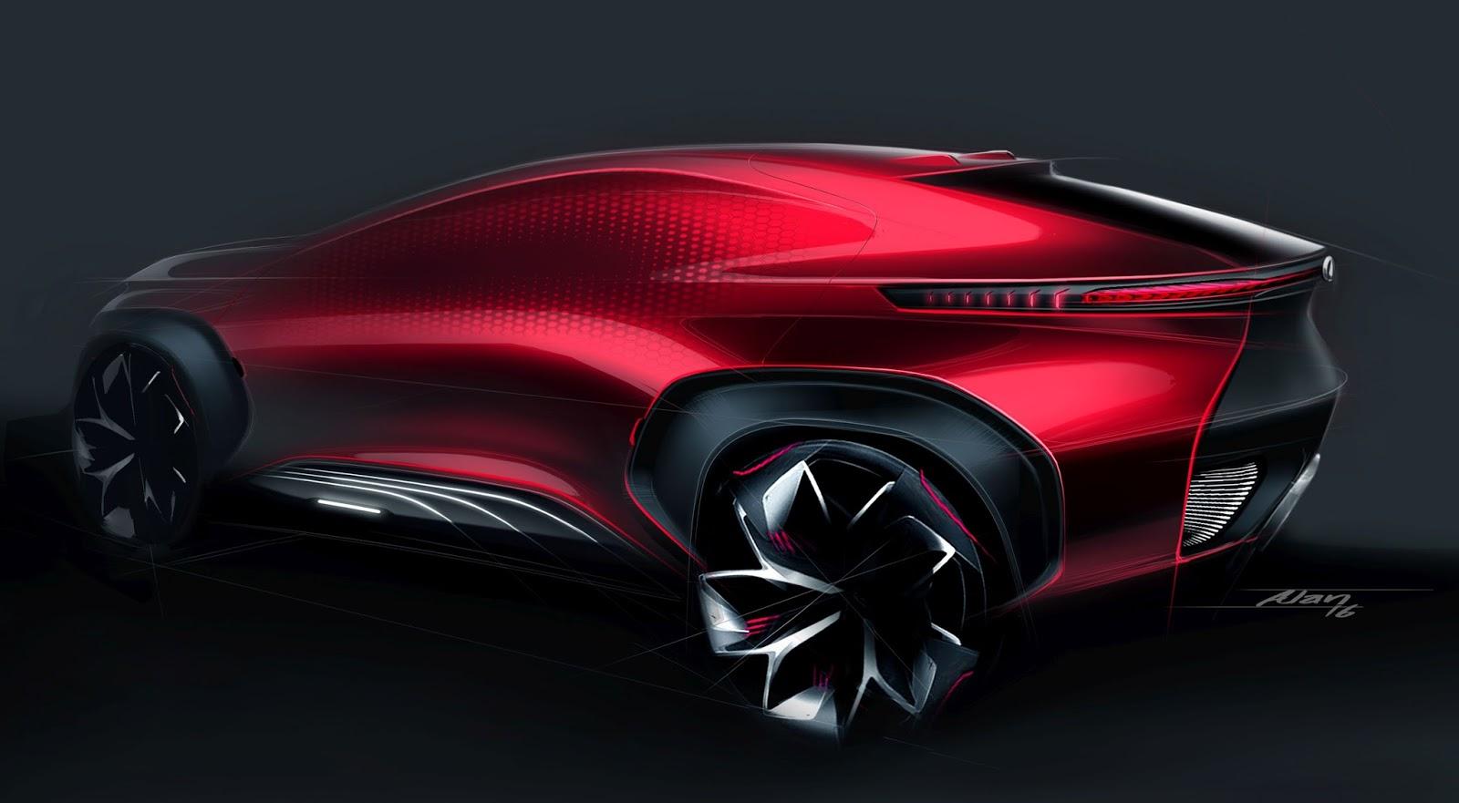 2016 Chery Fv2030 Concepts