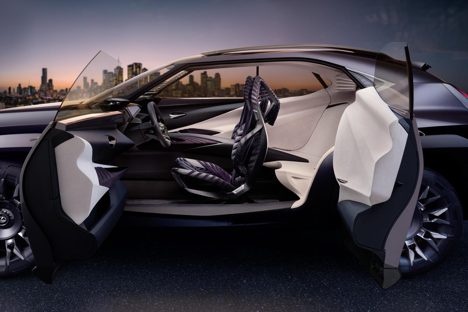 2016 Lexus UX - Concepts