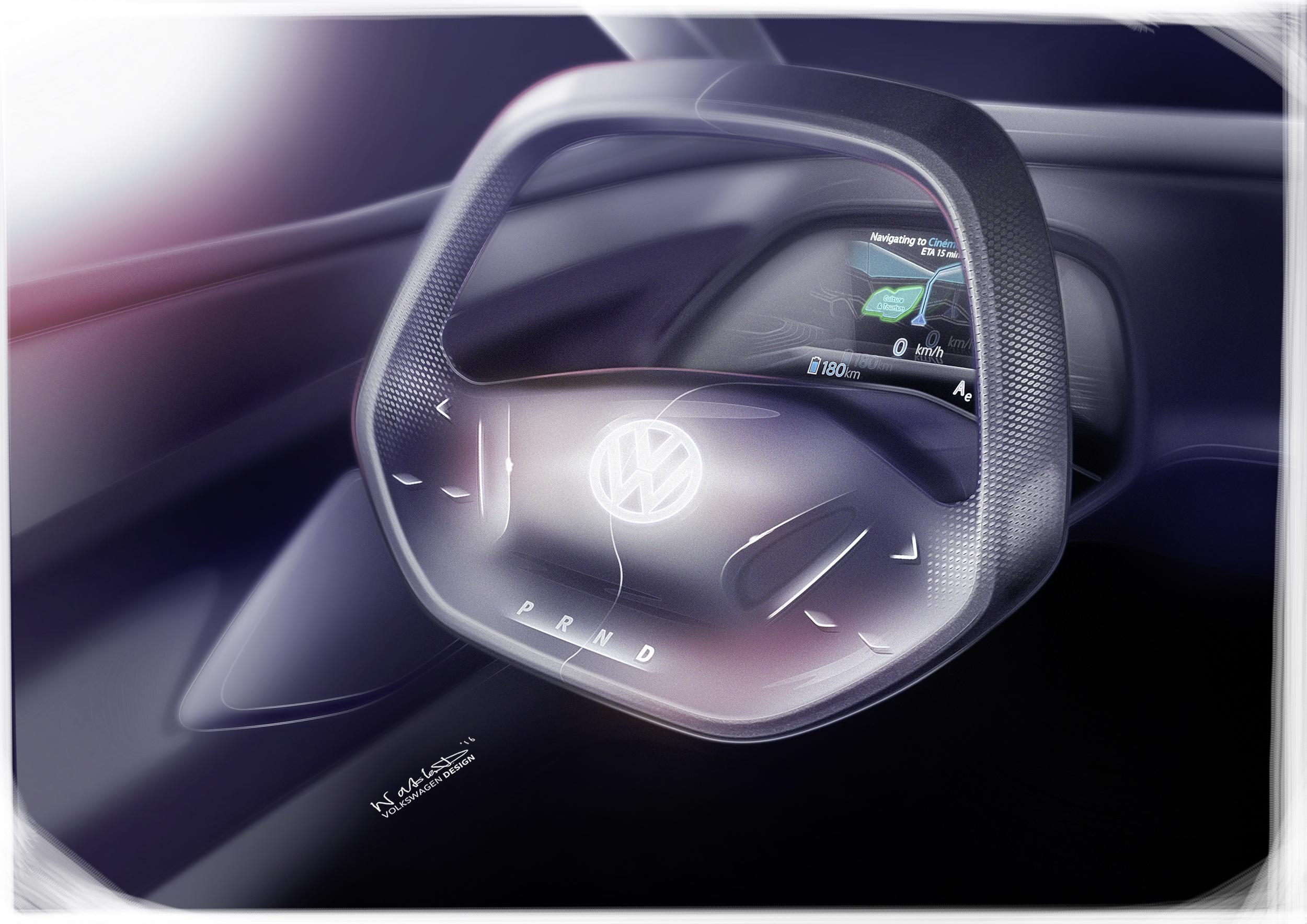 2016 Volkswagen ID Concepts