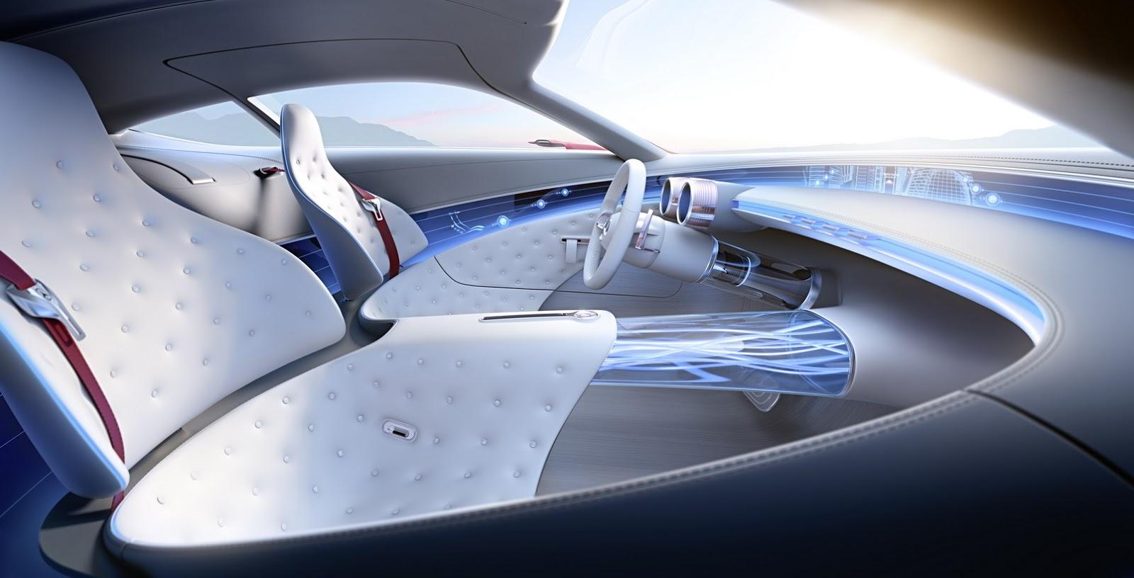 2016 mercedes benz vision mercedes maybach 6 autokonzepte for Mercedes benz maybach interior