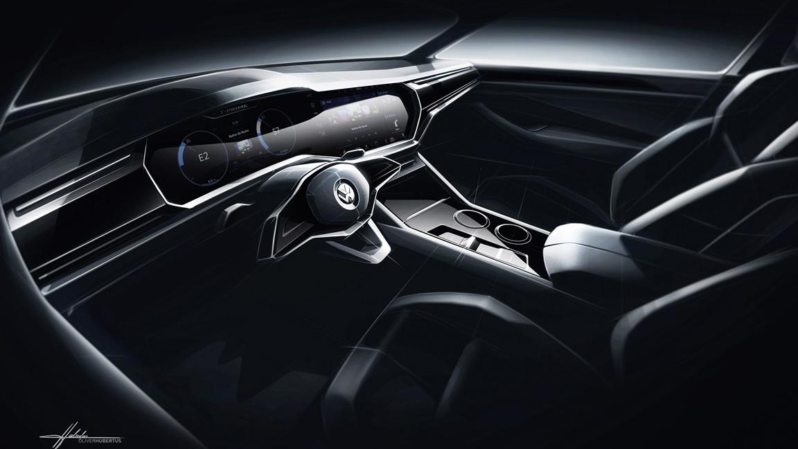 2016 Volkswagen T Prime Concept GTE Concepts