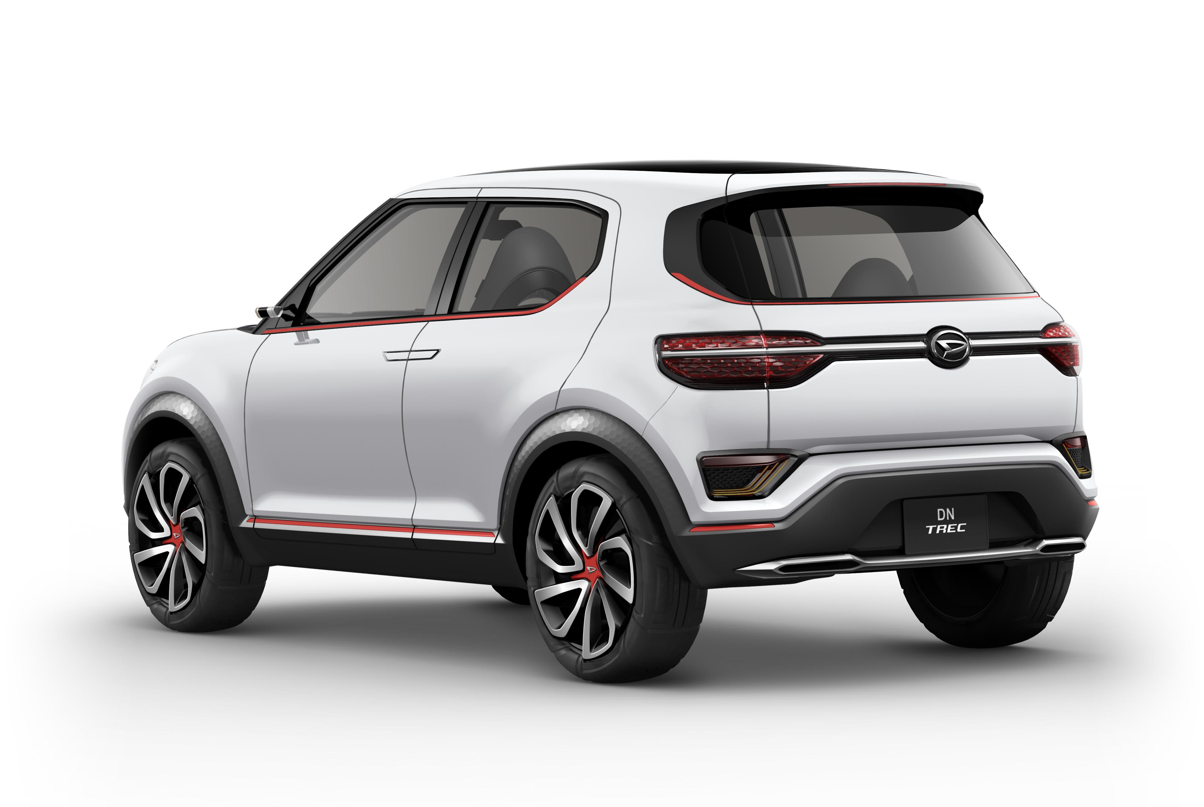 2019 - [Toyota] Raize 2017-Daihatsu-DN-Trec-Concept-03