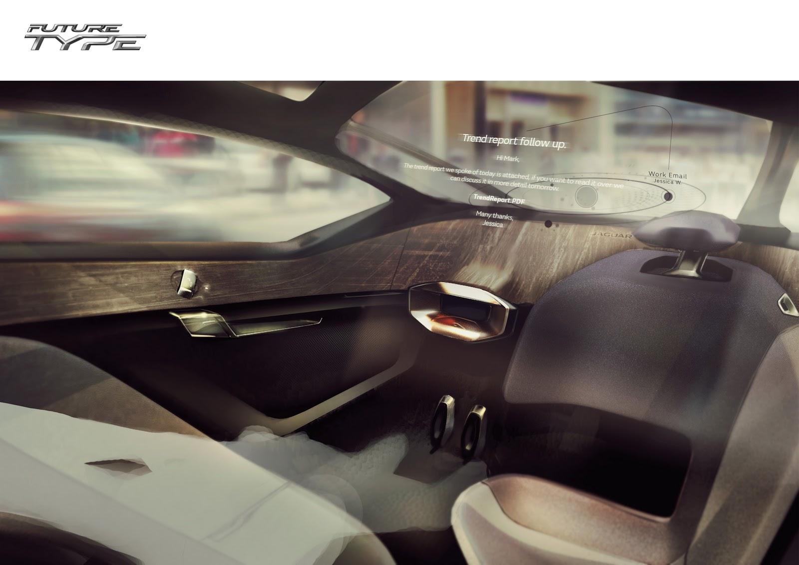Jaguar Future-Type Concept, 2017 (com imagens)