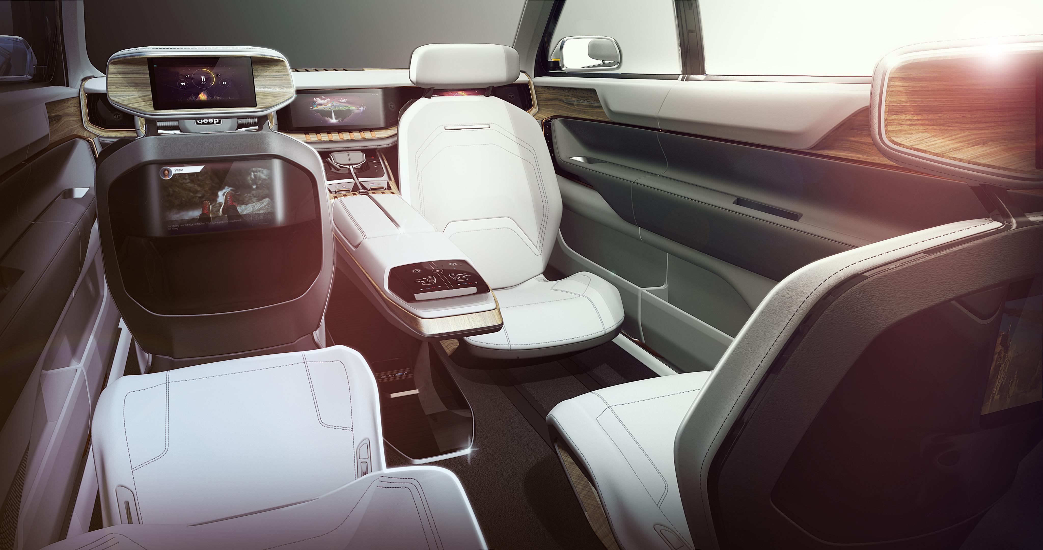 2017 Jeep Yuntu Concepts