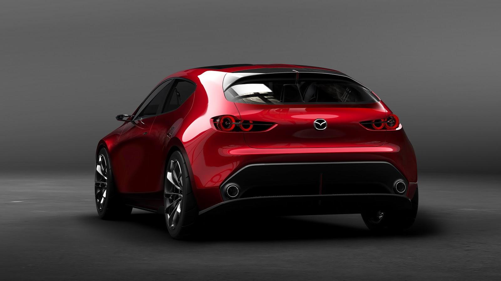 2017 Mazda Kai - Autokonzepte