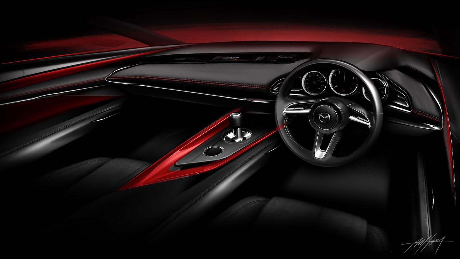 2018 Mazda Rx7 Price >> 2017 Mazda Kai - Concepts