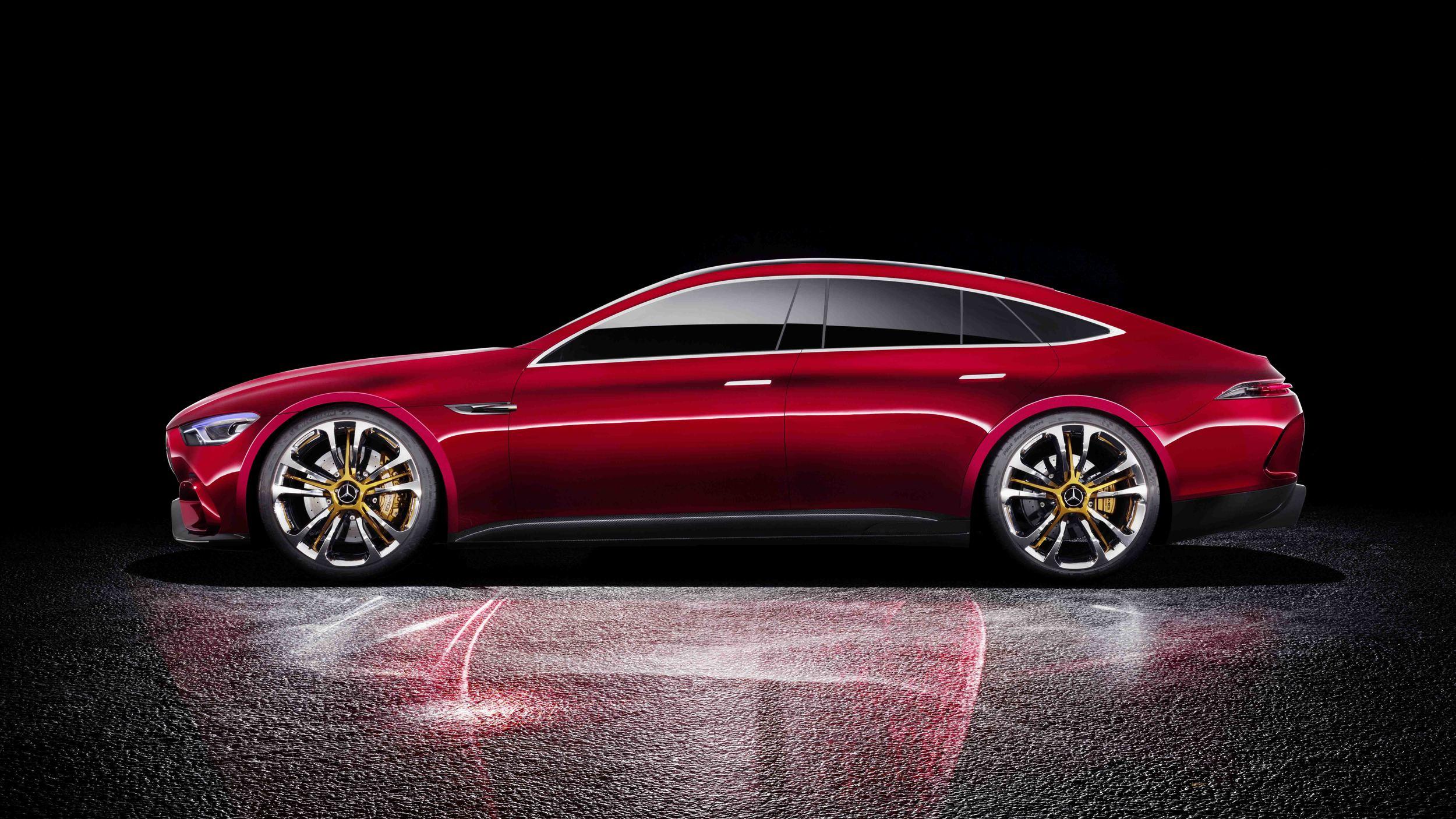 2017 mercedes benz amg gt concepts for Mercedes benz gts 2017