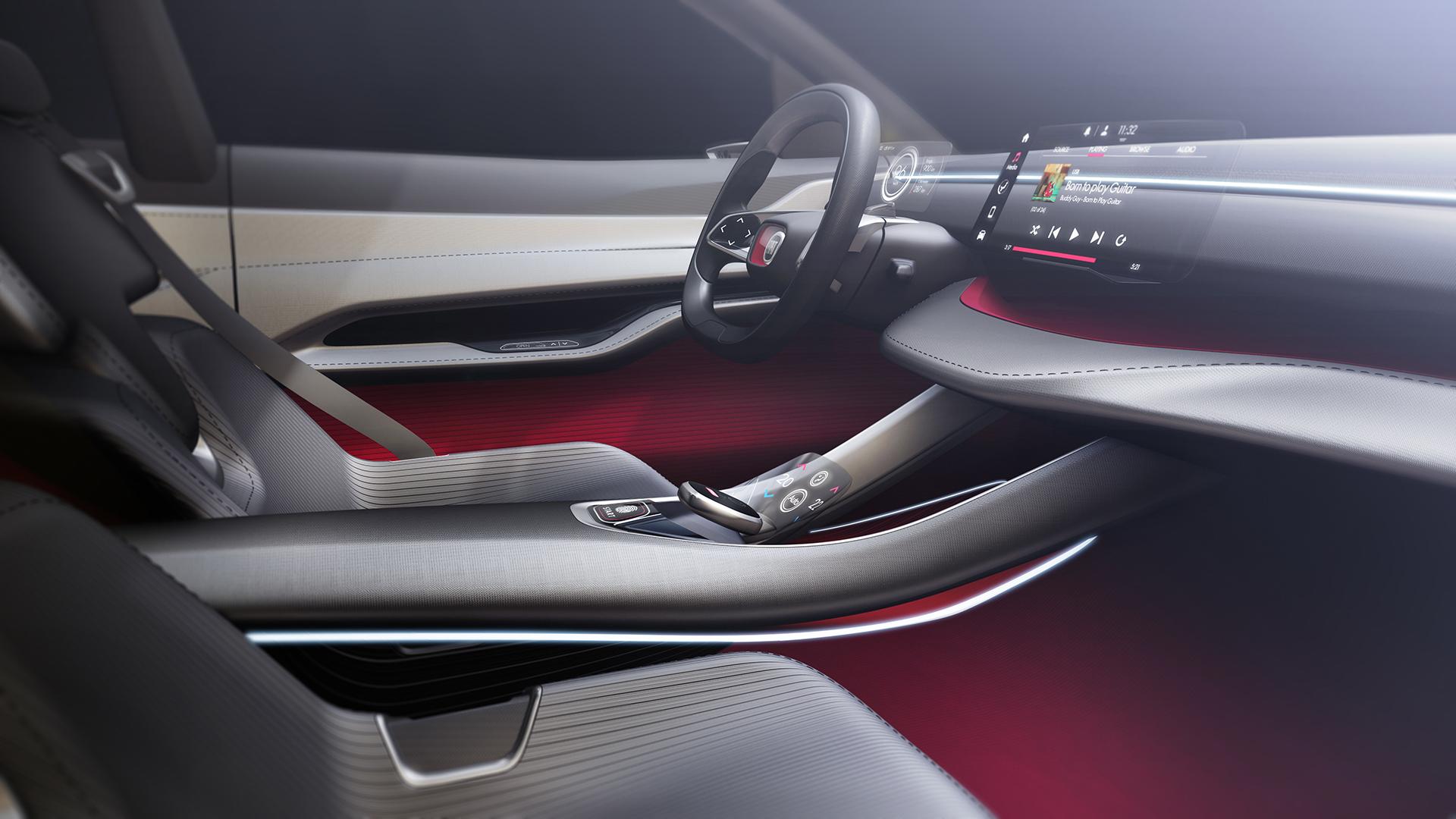 2018 Fiat Fastback Concepts