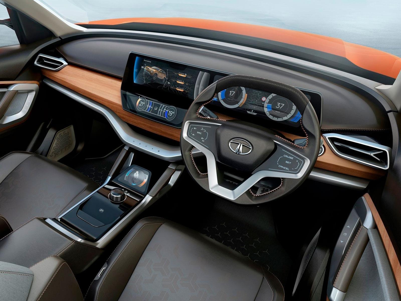 2018 Tata H5X - Concepts