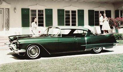 1955 Cadillac Eldorado Brougham - Concepts